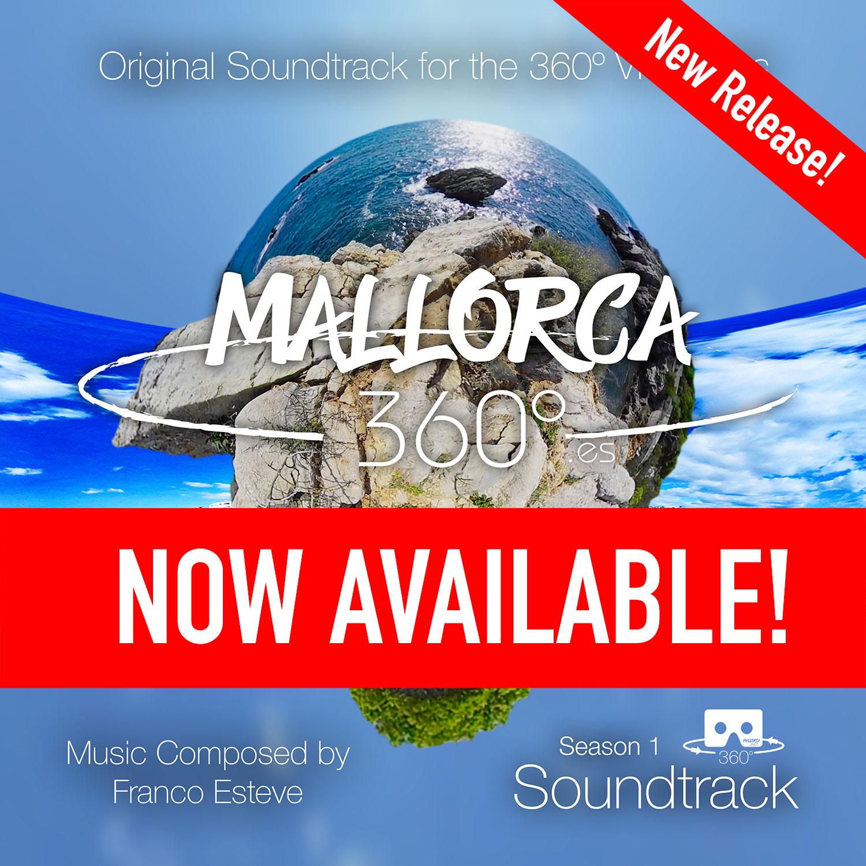 Mallorca 360 Season 1 Soundtrack Now Available Image