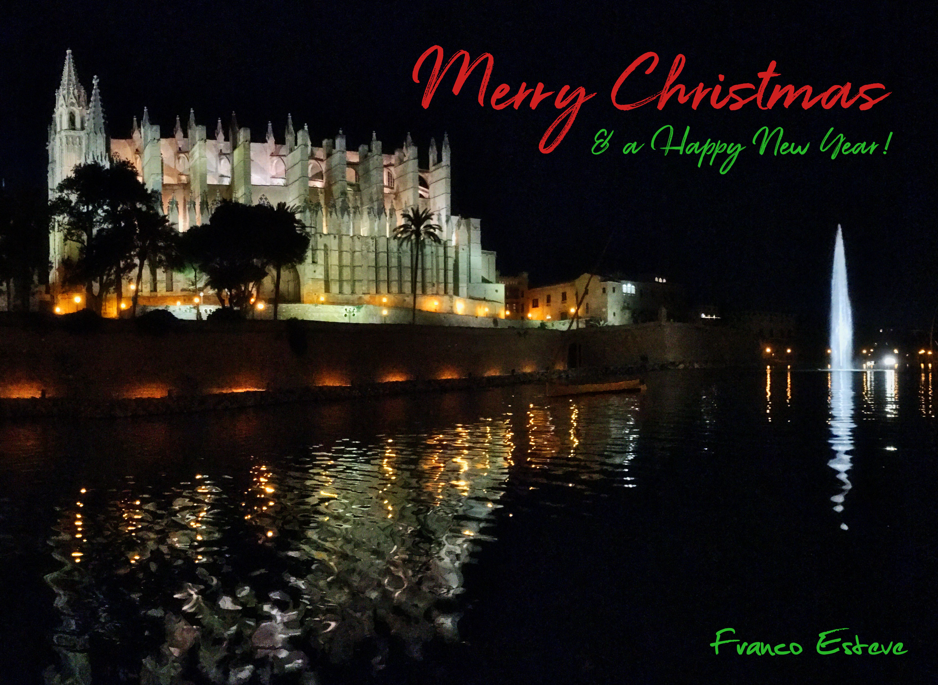 Merry Christmas 2018 and a Happy New Year!