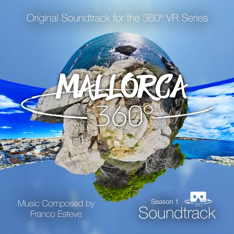 Mallorca 360 Season 1 Soundtrack CD Cover