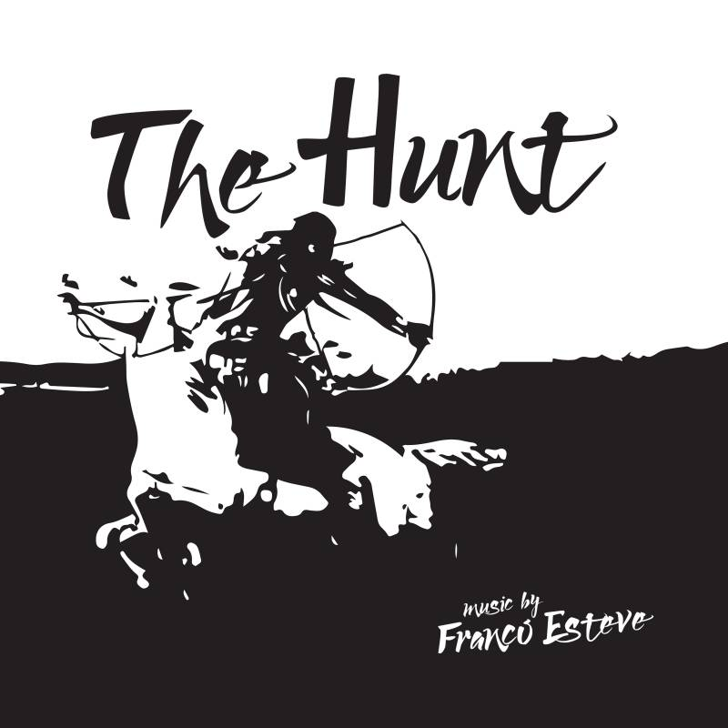 The Hunt Music Album Cover